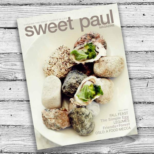 Image of Sweet Paul Magazine #26 - Fall 2016