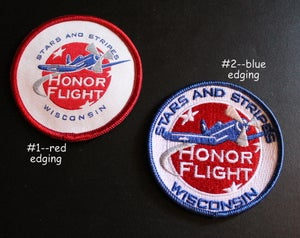 Image of Stars and Stripes Honor Flight--Patch