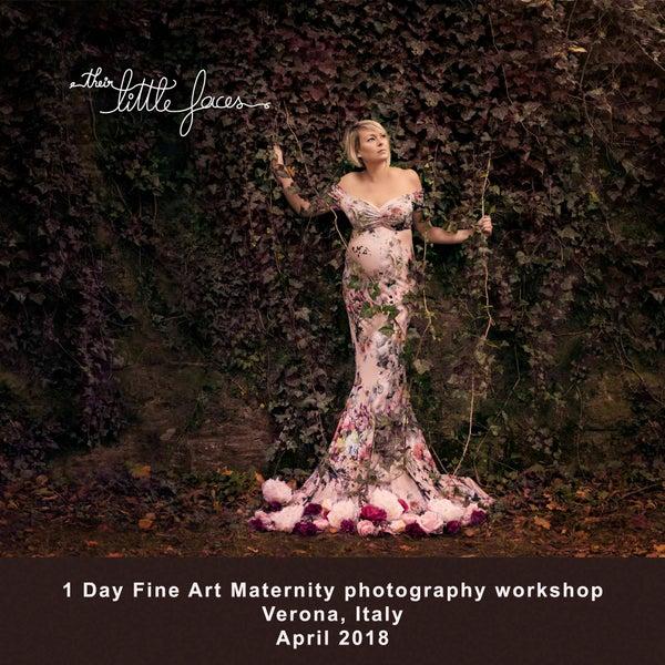 Image of Verona, Italy - 1 Day Fine Art Maternity photography workshop