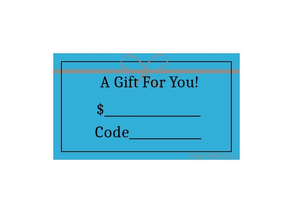 Image of Give a Gift Card!