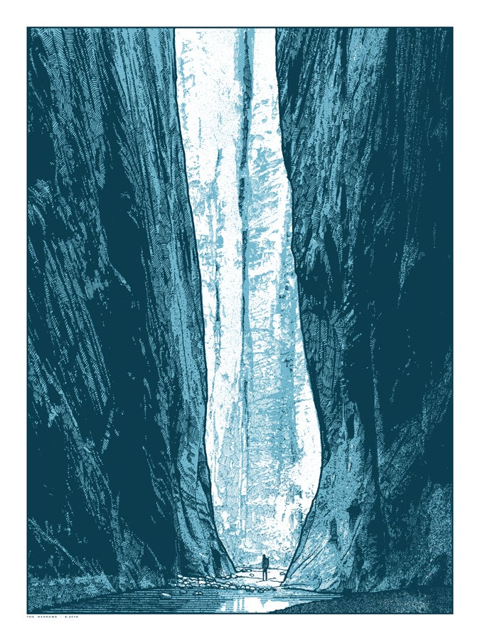 """Image of """"The Narrows"""""""