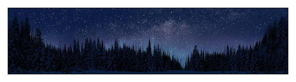 "Image of ""February Stars"""