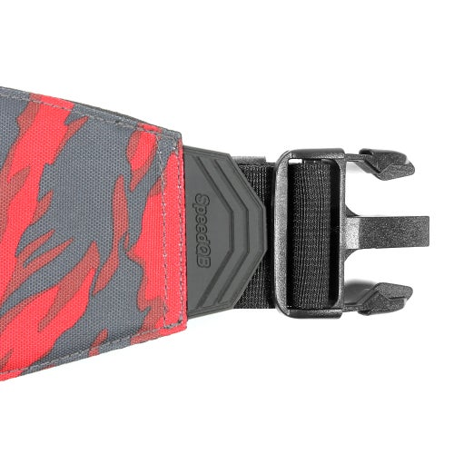 Image of SpeedQB Molle-Cule™ Belt System (MBS) - Red Tiger Camo