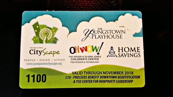 Image of Youngstown Discount Card
