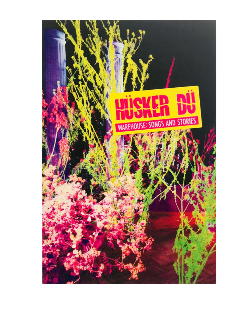 Image of HÜSKER DÜ WAREHOUSE: SONGS AND STORIES POST CARD