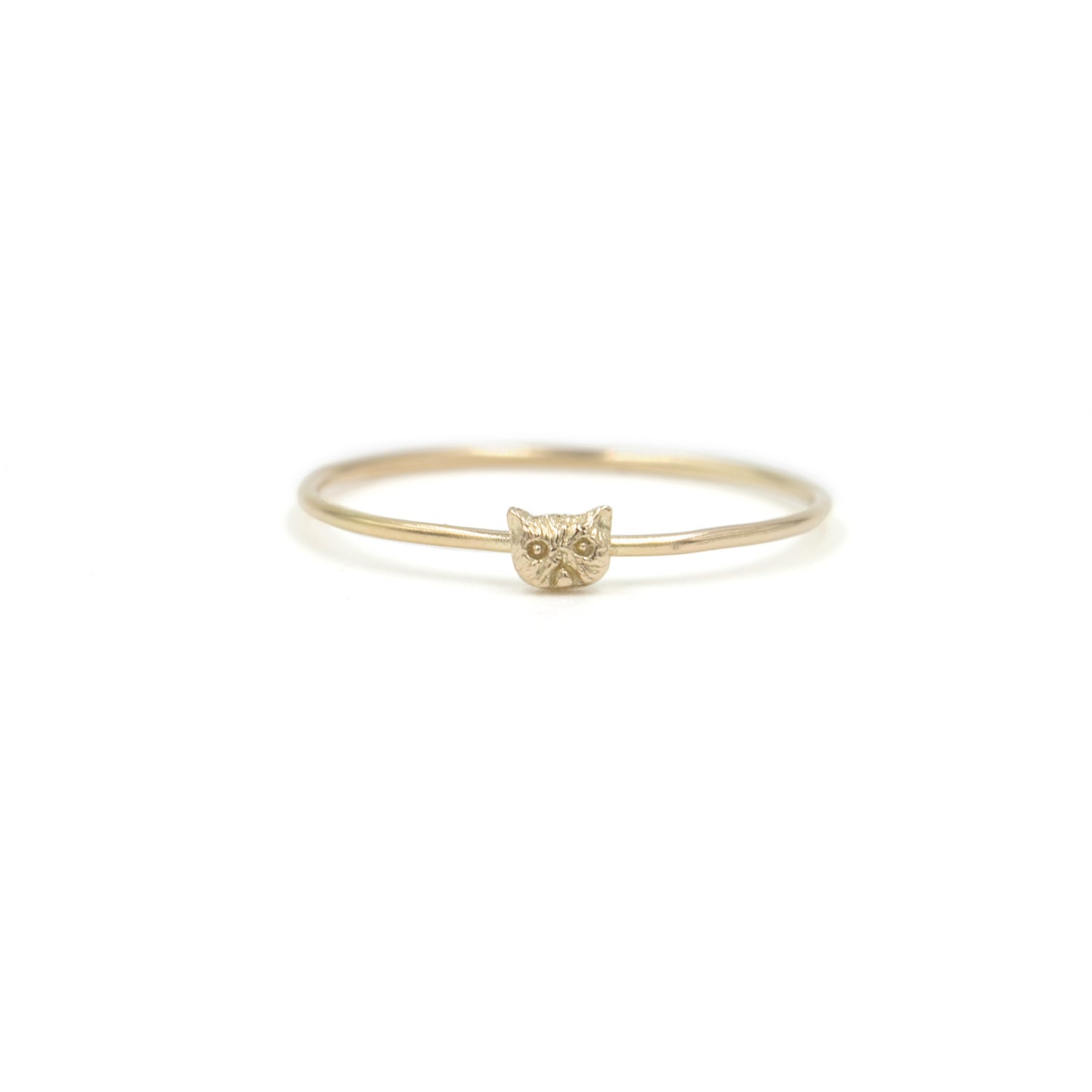 Image of Itty Bitty Kitty Ring