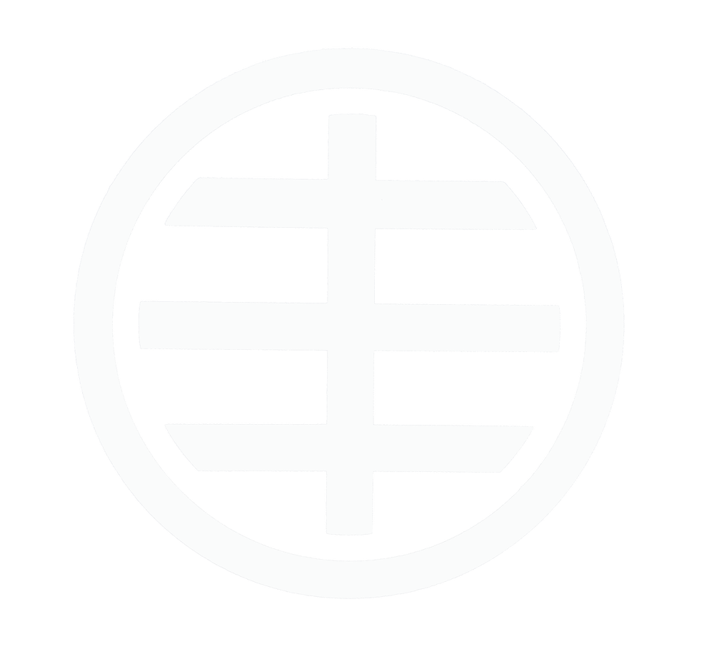 "Image of HÜSKER DÜ ""ROUND LOGO"" STICKER"