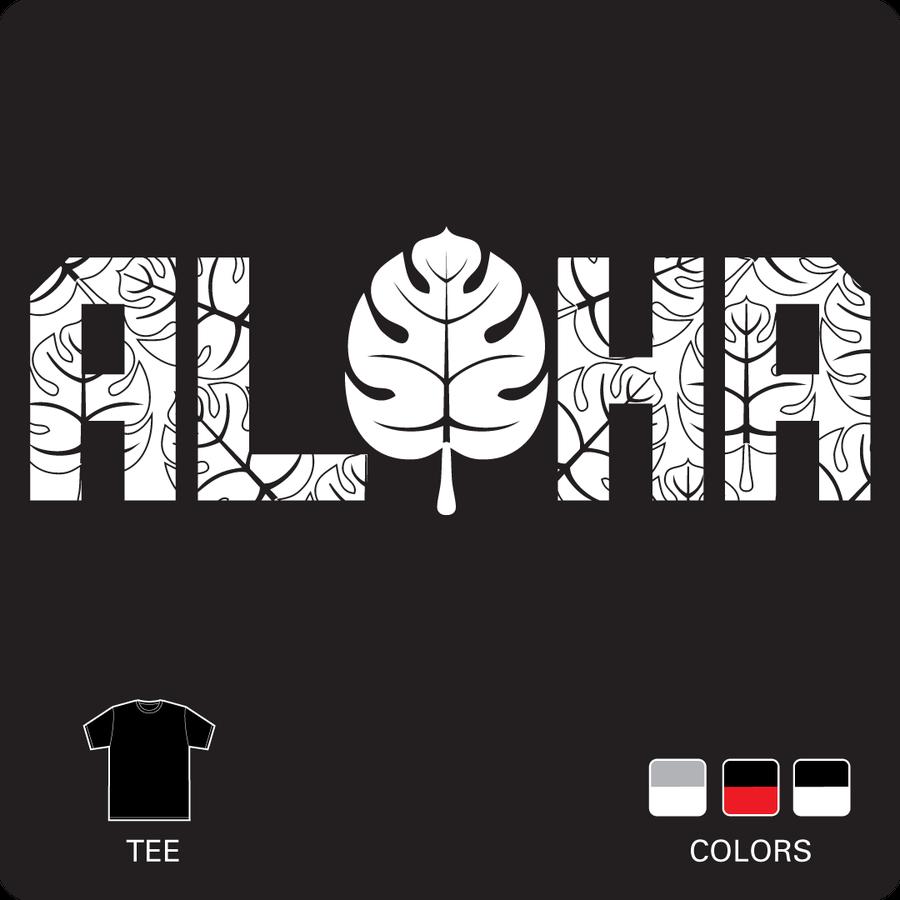 Image of ALOHA - Tee