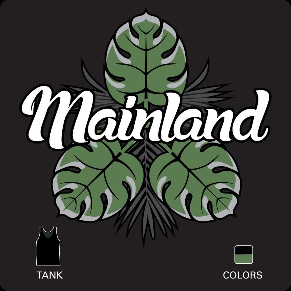Image of CLOVER - Men's Tank Top