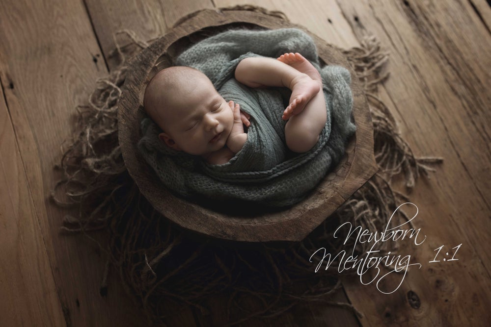 Image of Newborn Photography Mentoring Deposit