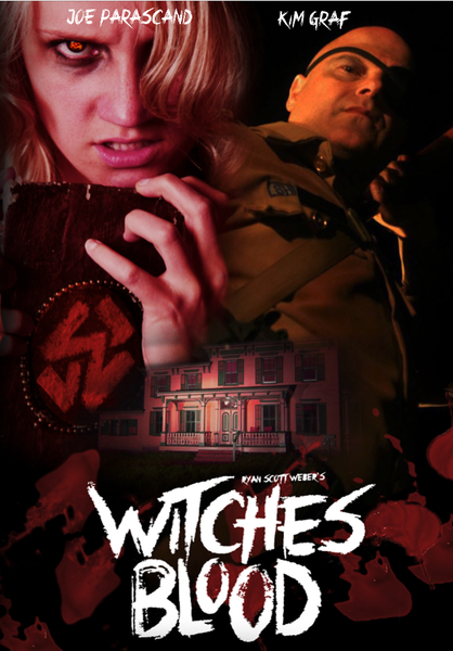 Image of Witches Blood DVD (2014)