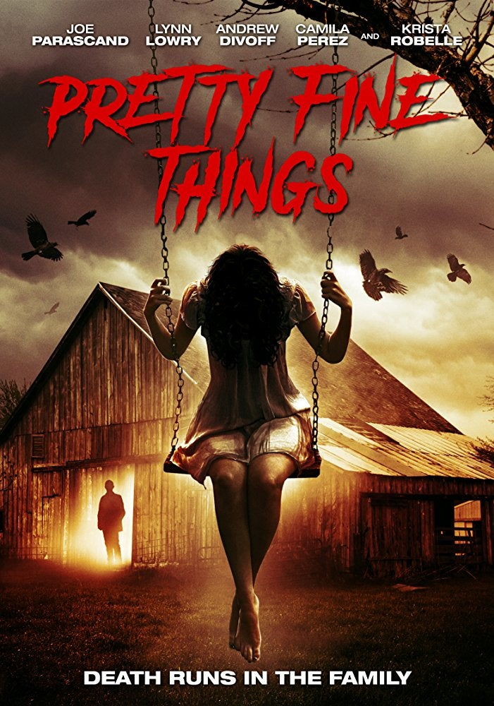 Image of Pretty Fine Things DVD (2018)