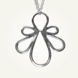 Image of Biergarten Necklace, Sterling Silver