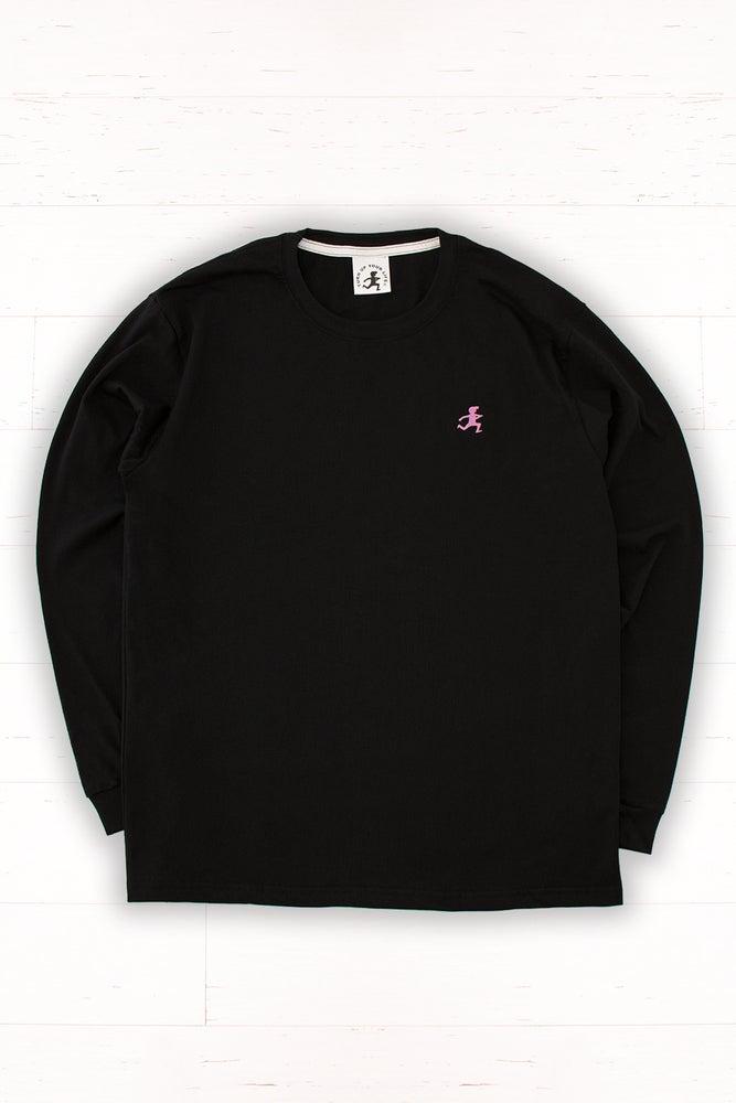 Image of Timmy Long Sleeve - Black
