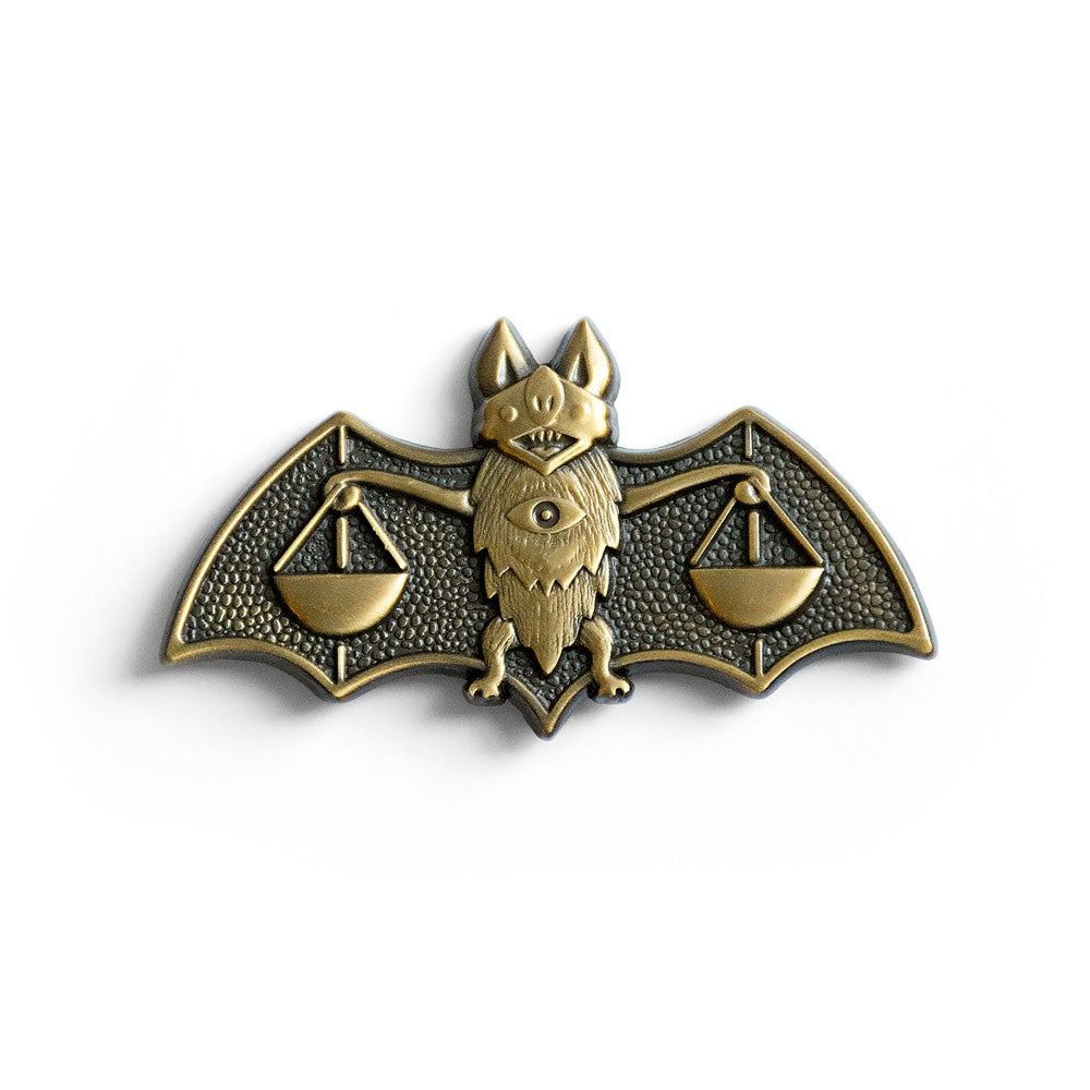 Image of Blind Justice Pin