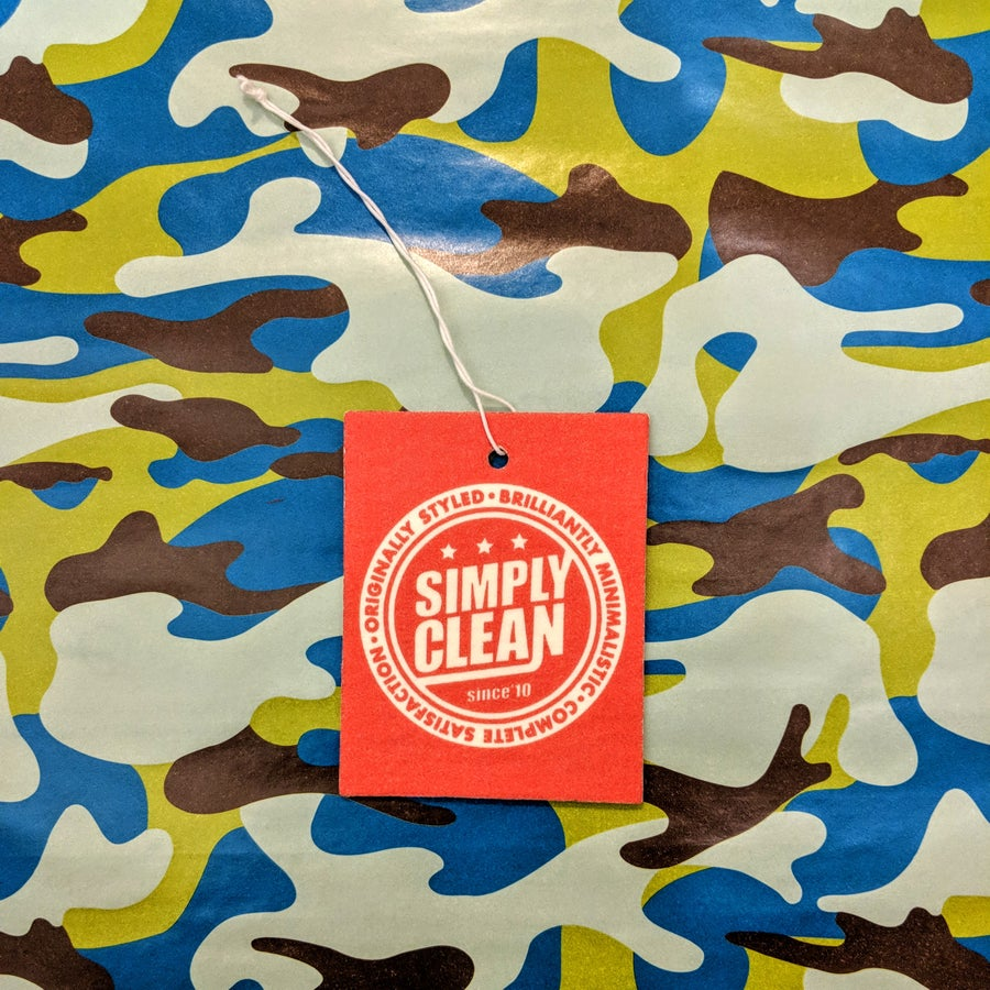 Image of Simply Clean Red Radical Air Freshener
