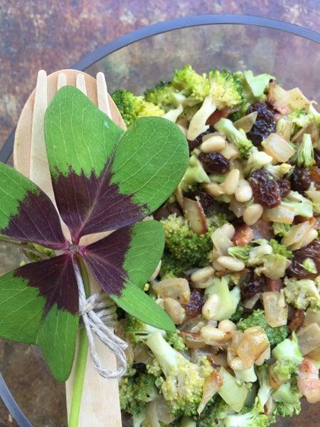 Image of la légendaire salade de brocolis