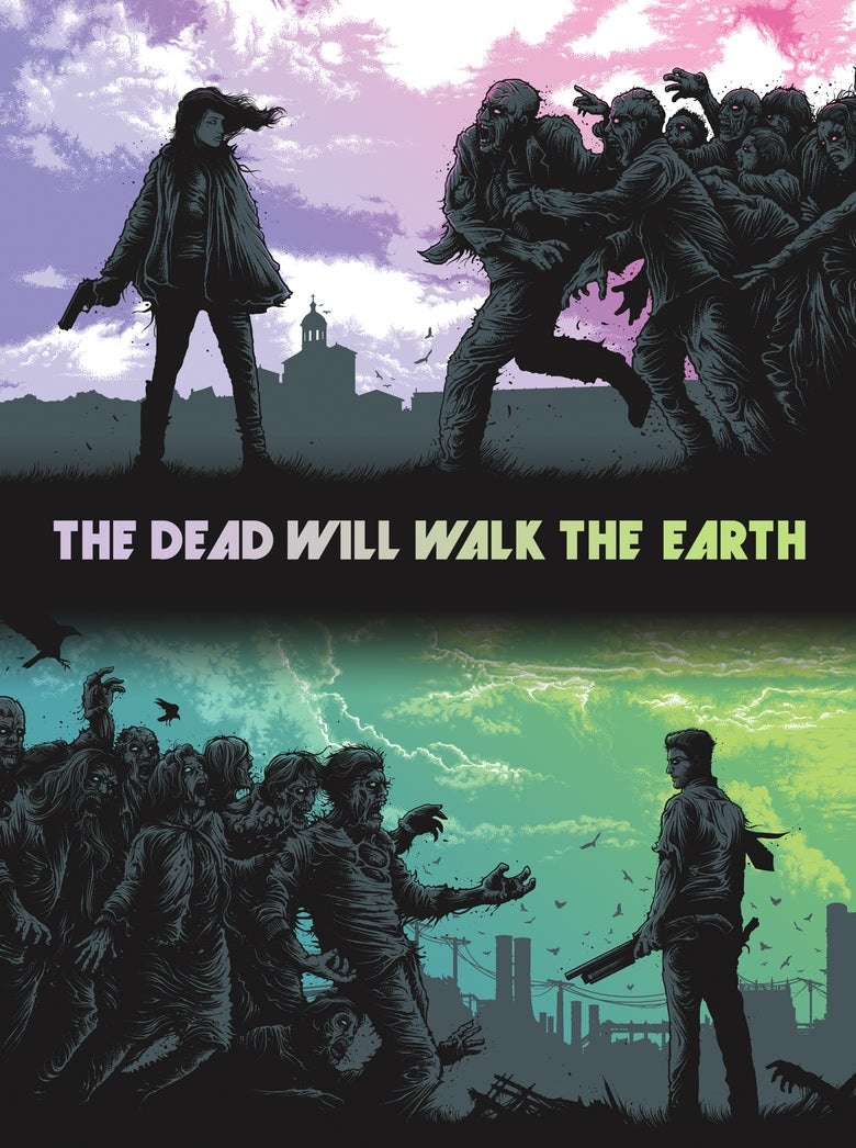 Image of THE DEAD WILL WALK THE EARTH