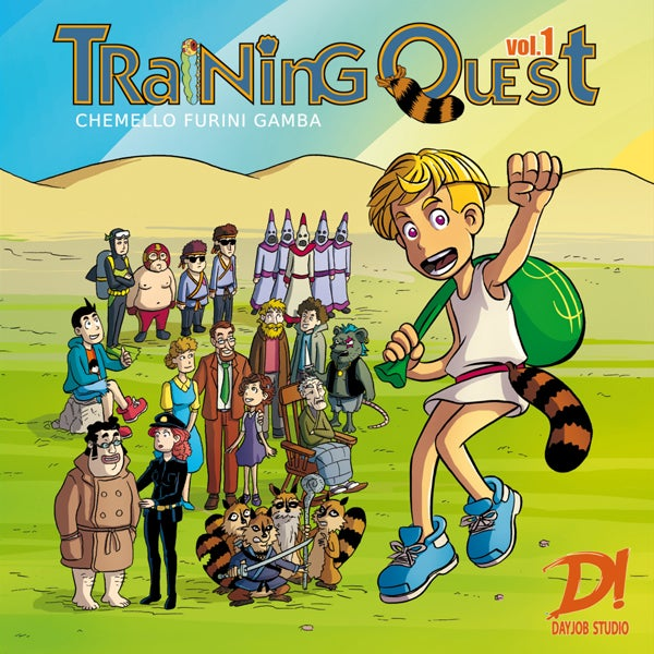 Image of Training Quest vol.1