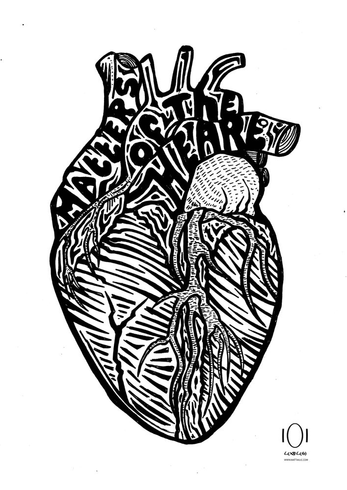 Image of Matters of the Heart