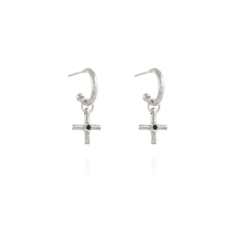 Image of Gipsy Plus silver Earring