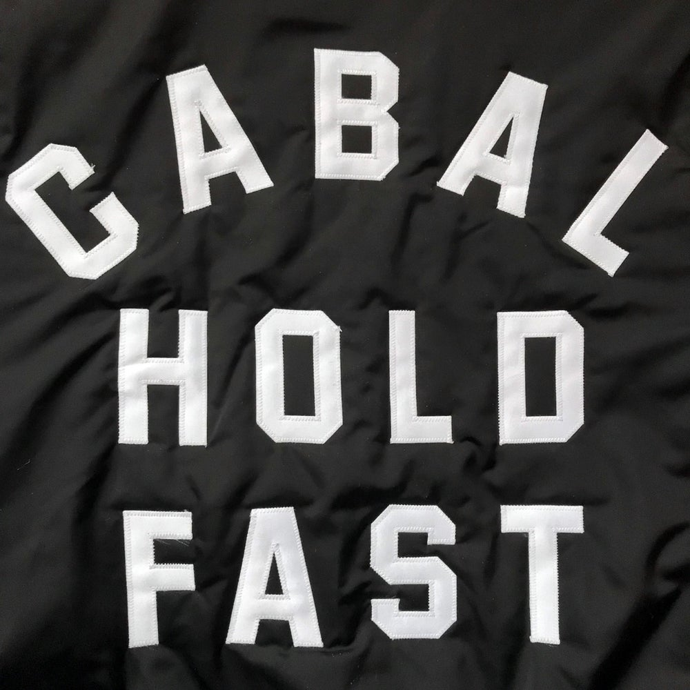Image of HOLD FAST Flight Jacket