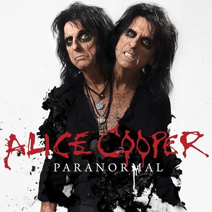 Image of ALICE COOPER - Paranormal - 2CD