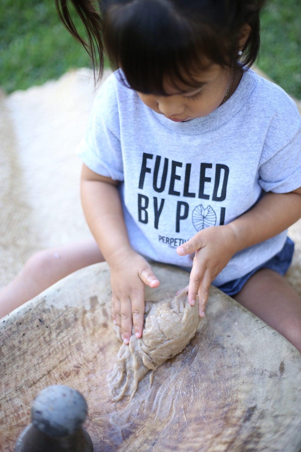 Image of Fueled By Poi Shirt Keiki Shirt