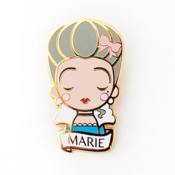 Image of MARIE ANTOINETTE BROOCH
