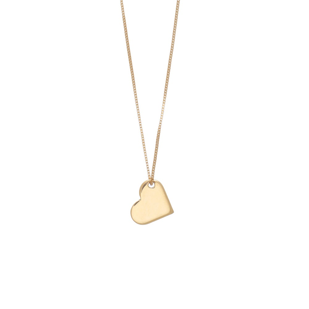 Image of My Gold LOVE Necklace