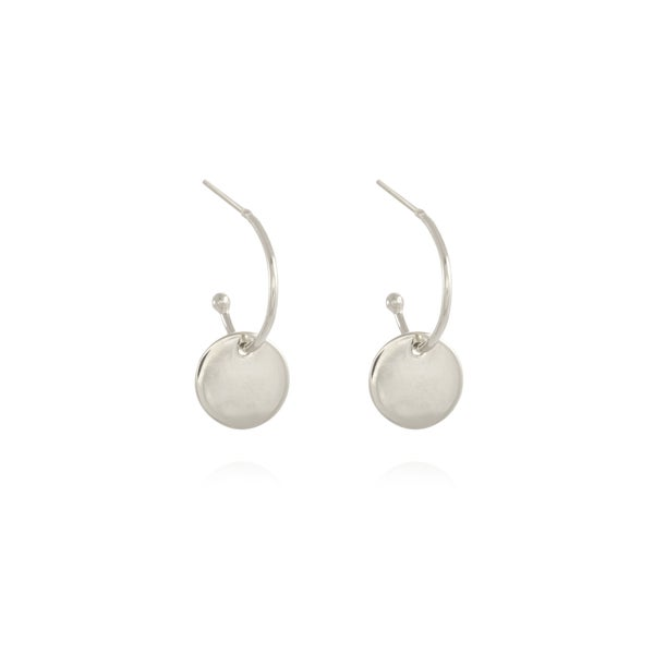 Image of Coin Gipsy Earrings