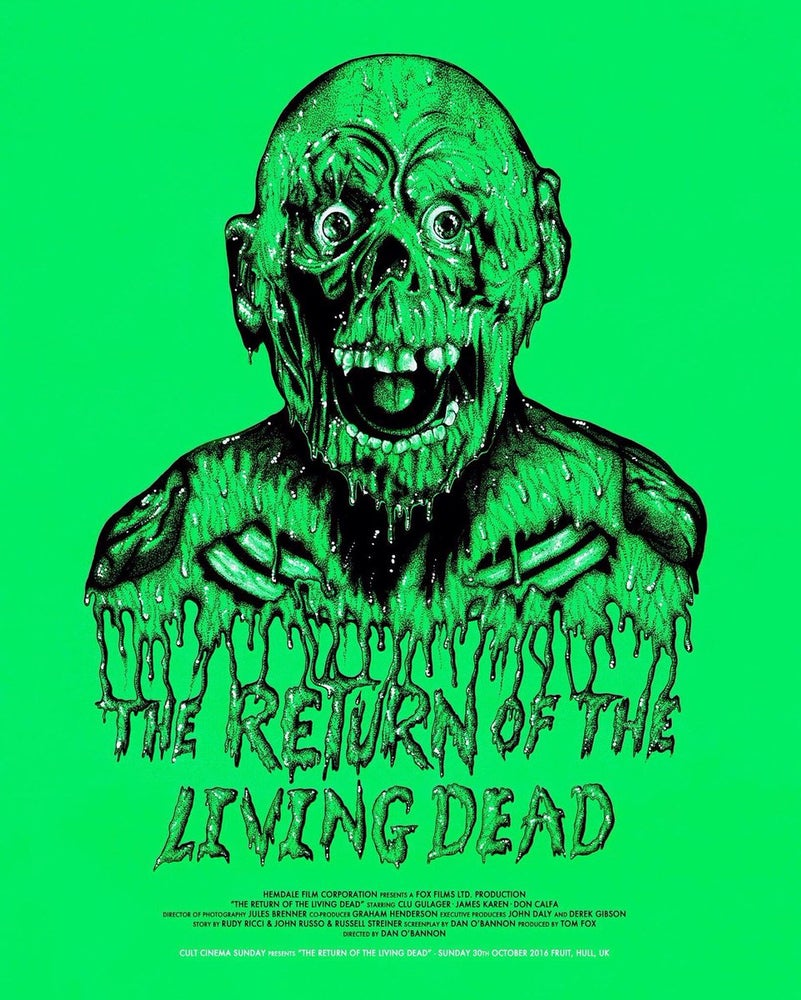 Image of The Return of the Living Dead by Jemma Klein