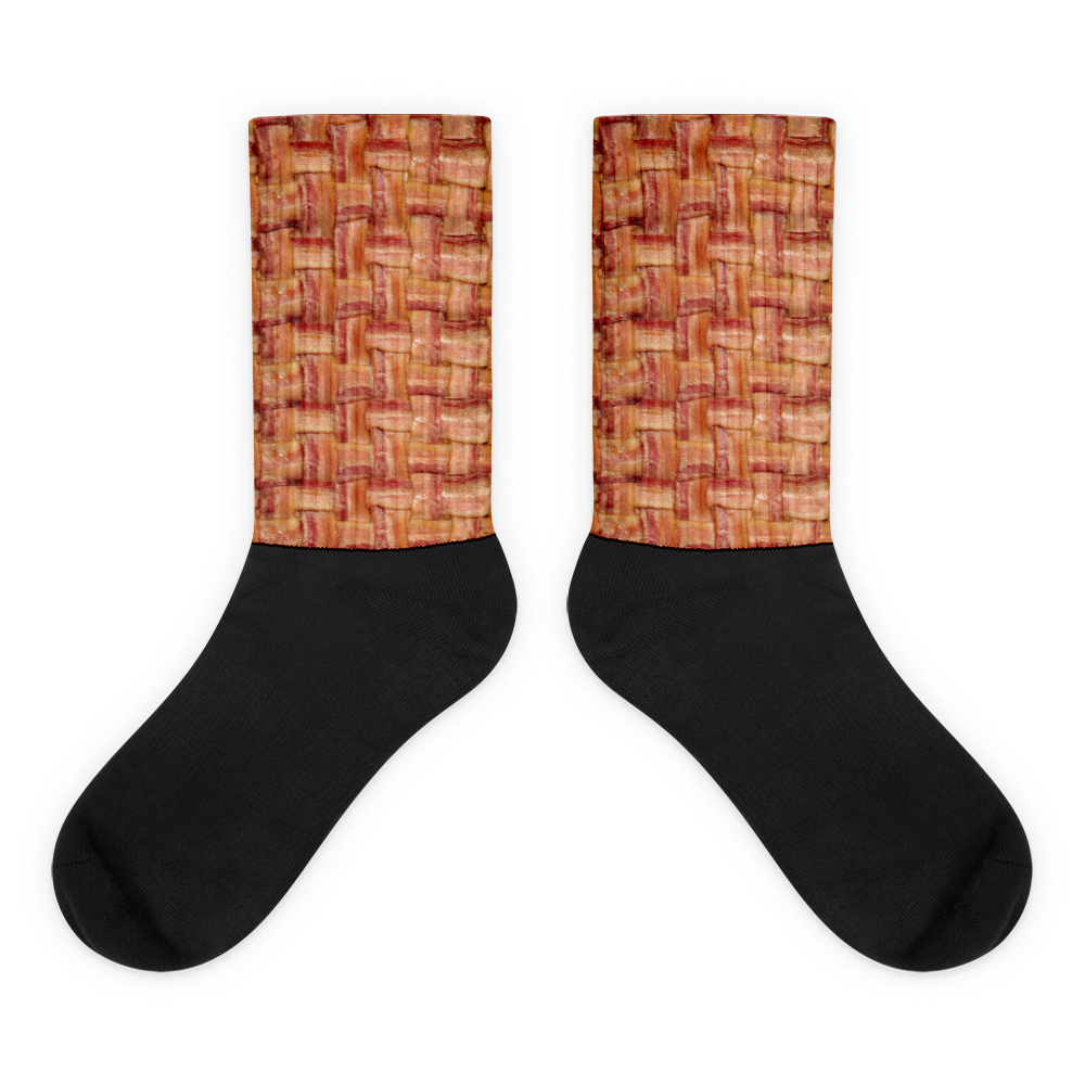 Image of Bacon Wrapped Socks