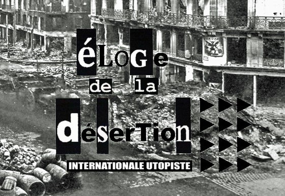 Image of Eloge de la désertion