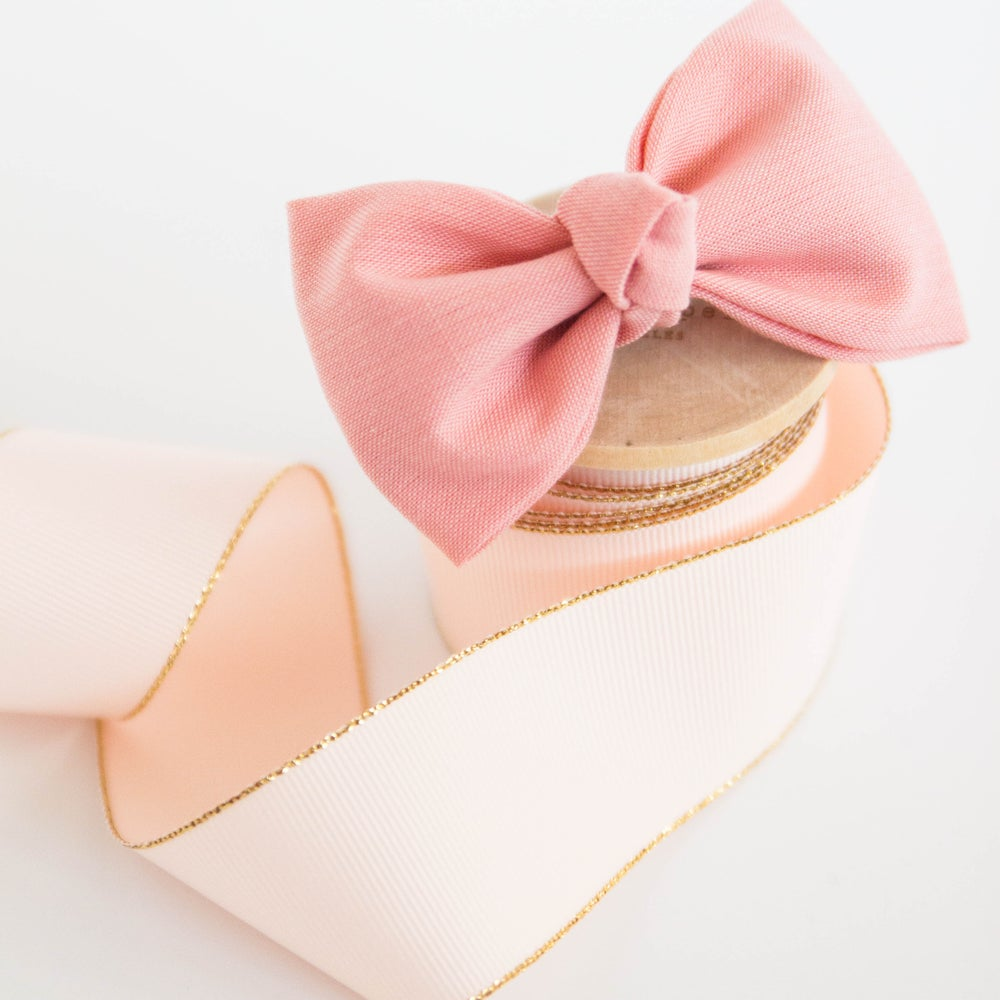 Image of Blush  Ballet Bow