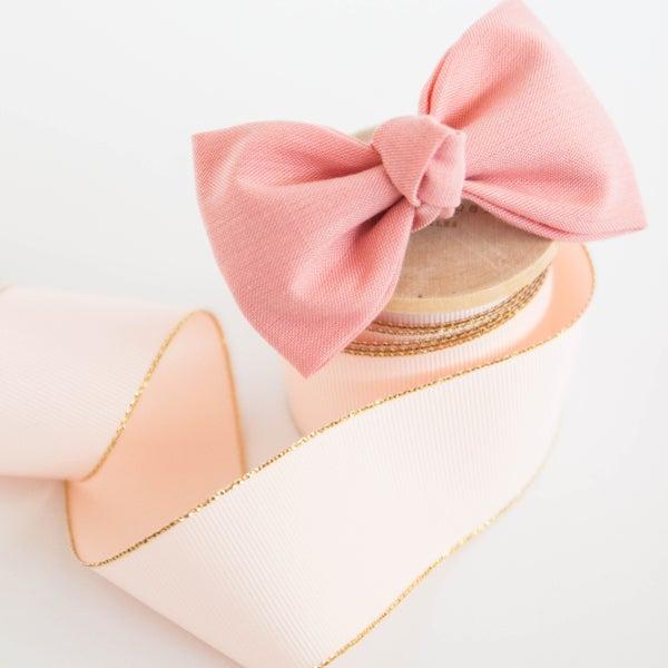 Image of Blush  Ballet Bow