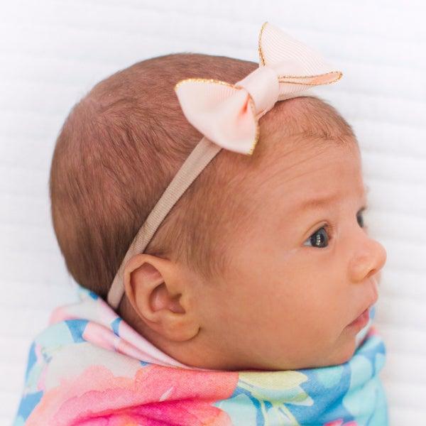 Image of Ribbon Bow Headband