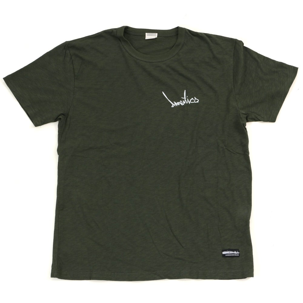 Image of DOMEstics. Scribble T-shirt