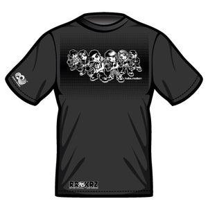 Image of Kaba Modern Anime Shirt by RROKRZ