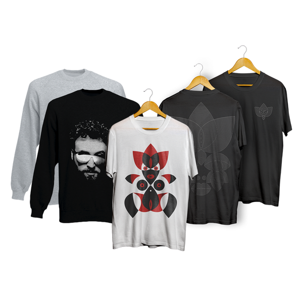 Image of BUNDLE | 2 Felpe + 2 T-Shirt