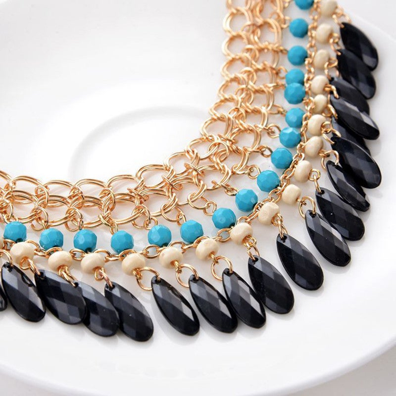 Image of Queen of the Nile Choker Necklace