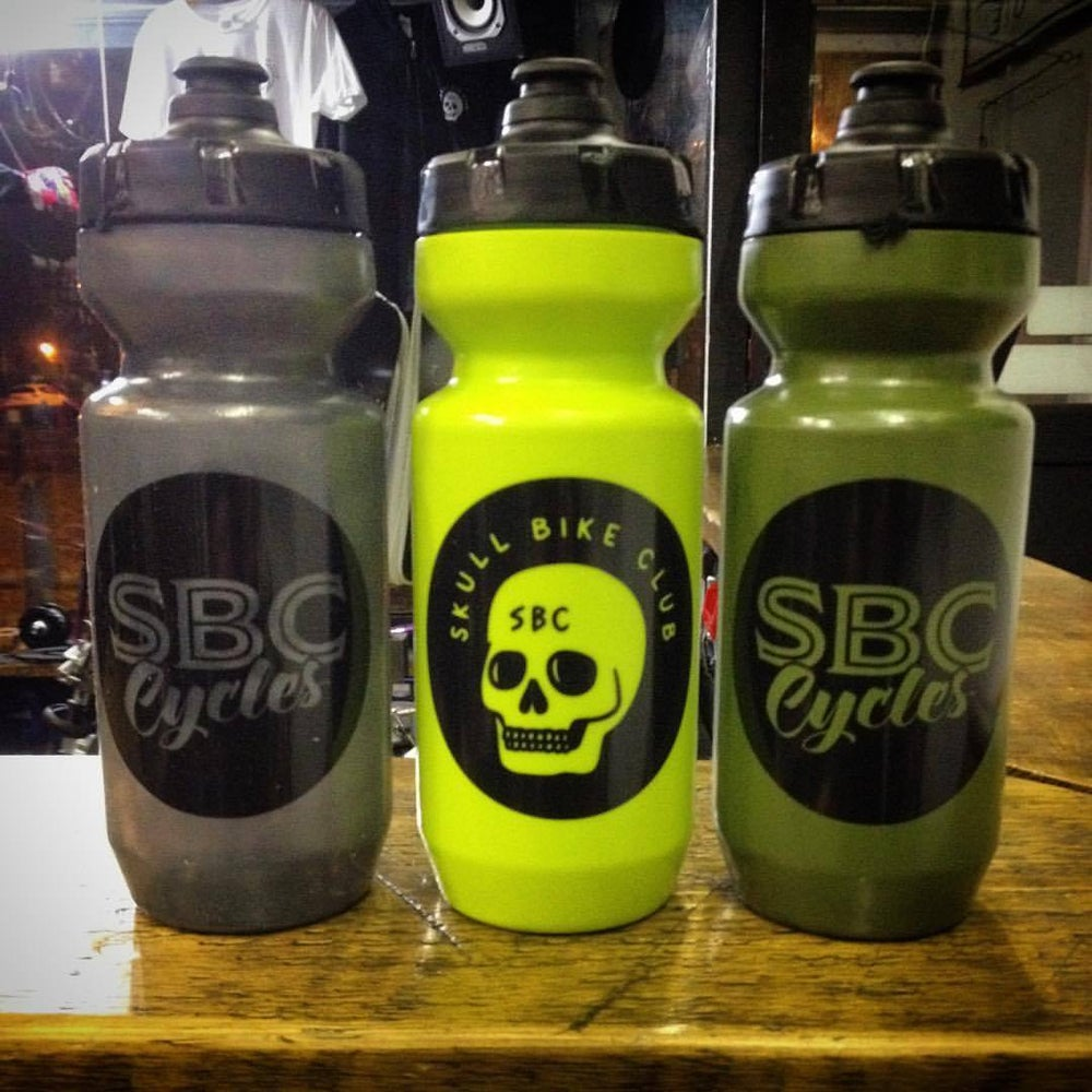 Image of SBC 22oz Purist Bottles