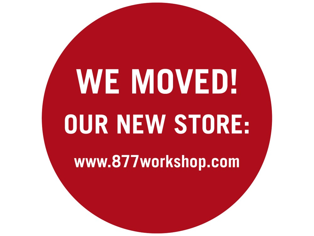 Image of We moved!