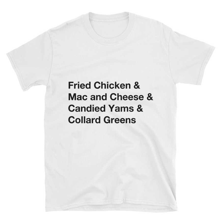 Image of Soul Food White T-Shirt