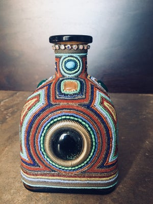 Image of Beaded Vessel