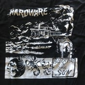 "Image of HARDWARE ""Burning In The Sun"" T-Shirt"