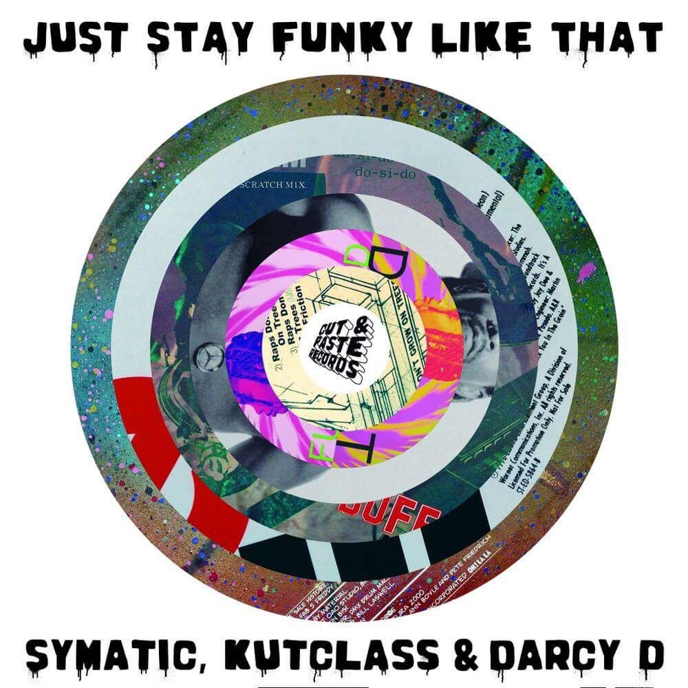 Image of Just stay funky like that 7""