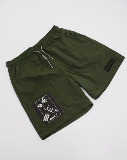Image of VISION SHORTS - MILITIA GREEN