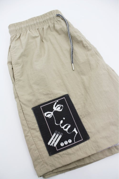 Image of VISION SHORTS - SAND