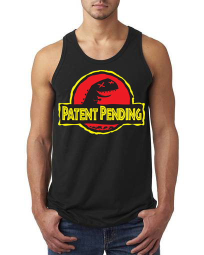 Image of Jurassic Park Tank Top